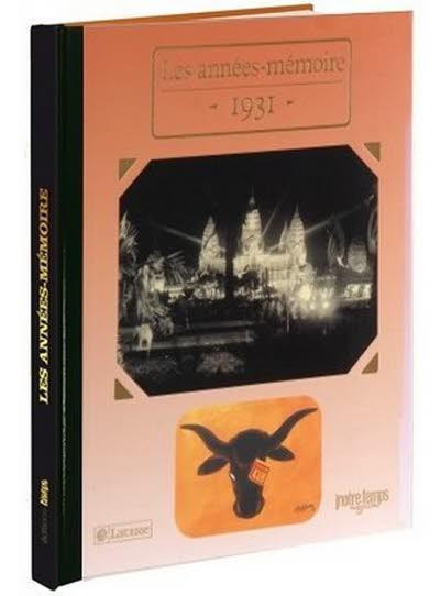 Les années-mémoire - Année 1931