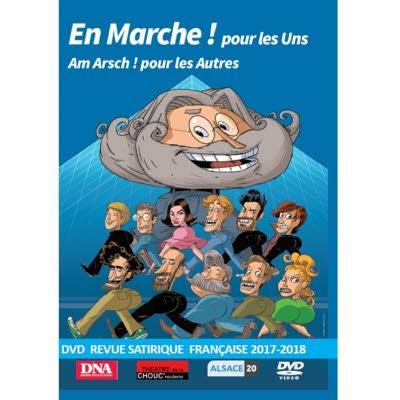 DVD Revue Chouc'routerie 2017/2018 - Version française