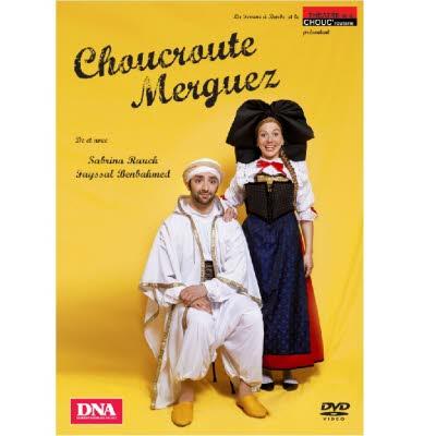 DVD Choucroute Merguez