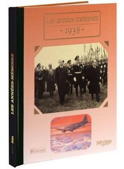 Les années-mémoire - Année 1938