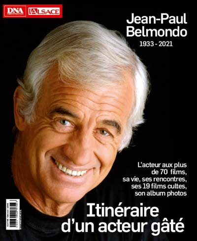 Hors-Série Jean-Paul Belmondo
