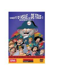 DVD Revue Chouc'routerie 2016/2017 - Version française