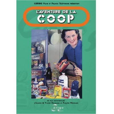 DVD L'aventure de la Coop, un destin contrarié