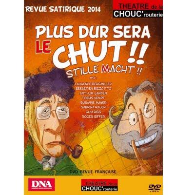 DVD Revue Chouc'routerie 2014/2015 - Version française