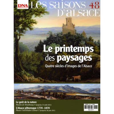 Saisons d'Alsace 48 - le printemps des paysages