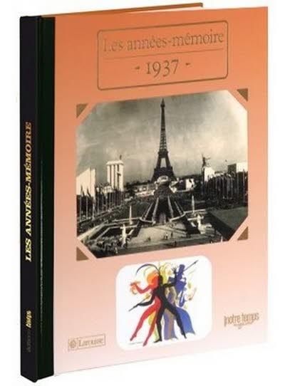 Les années-mémoire - Année 1937