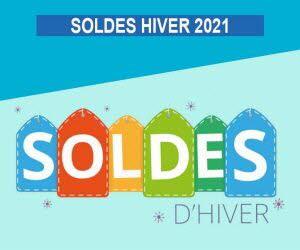 SOLDES D'HIVER 2021