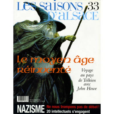 Saisons d'Alsace 33 - Le Moyen-Age réinventé