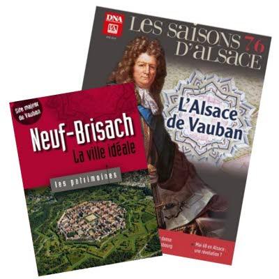 Vauban : lot de 2 magazines