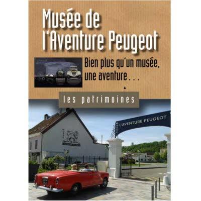 Les patrimoines - Musée de l'Aventure Peugeot