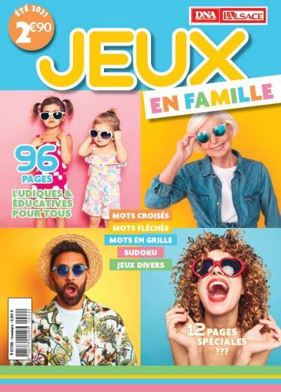 Magazine Jeux en famille N°5