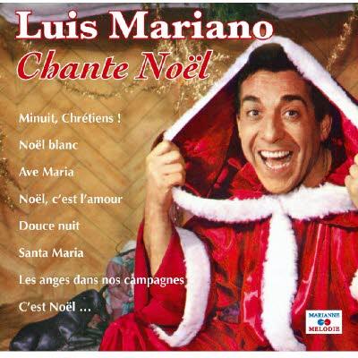 CD Luis Mariano chante Noël
