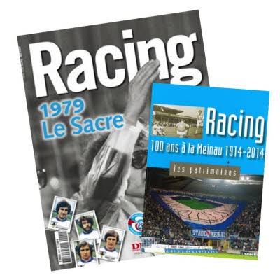 Lot de 2 magazines sur le Racing