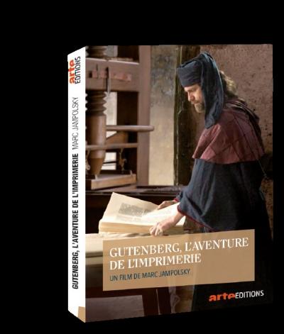 DVD Gutenberg, l'aventure de l'imprimerie