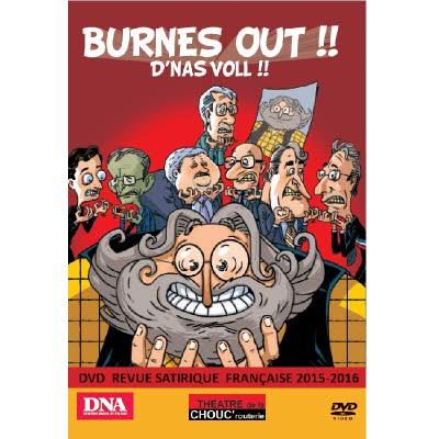 DVD Revue Chouc'routerie 2015/2016 - Version française