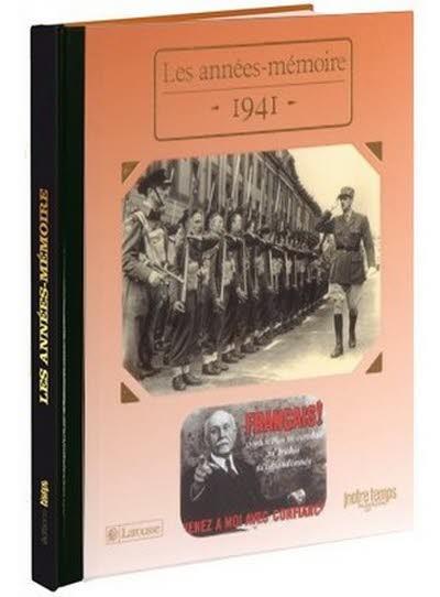Les années-mémoire - Année 1941