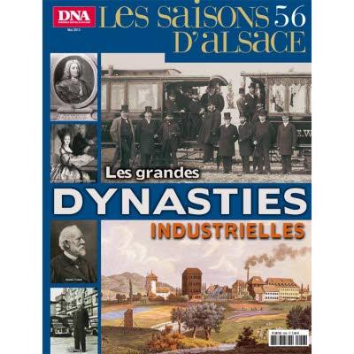 Saisons d'Alsace 56 - Les grandes dynasties industrielles