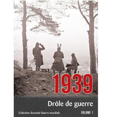 Collection Seconde Guerre Mondiale - Tome 1, 1939