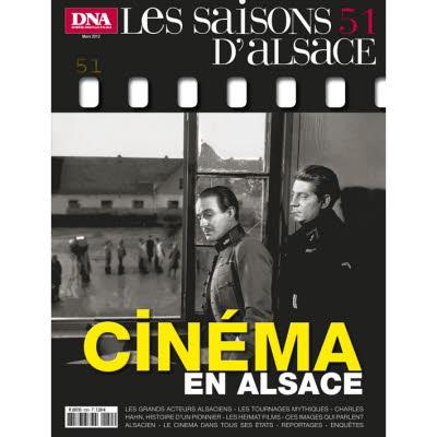 Saisons d'Alsace 51 - Cinéma en Alsace