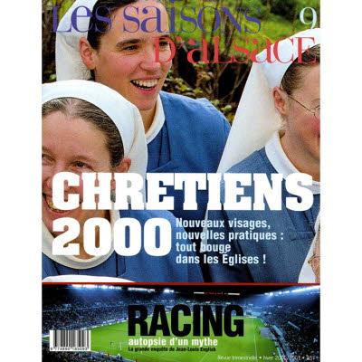 Saisons d'Alsace 9- Chrétiens 2000
