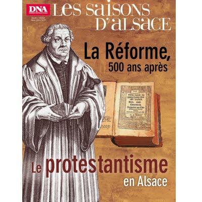 Saisons d'Alsace Hors-série - Le Protestantisme en Alsace