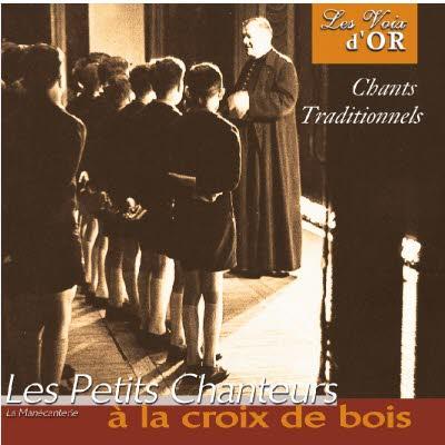 CD Les Petits Chanteurs à la croix de bois