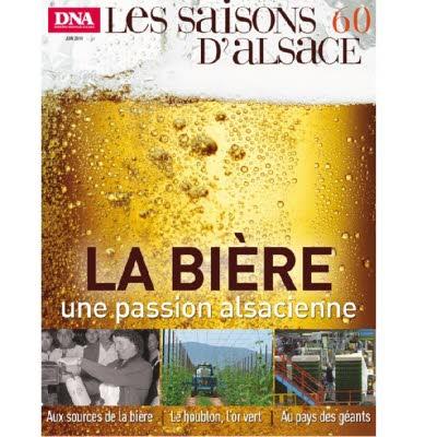 Saisons d'Alsace 60 - La bière, une passion alsacienne