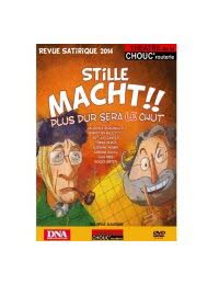 DVD Revue Chouc'routerie 2014/2015 - Version alsacienne