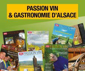 Passion Vin et Gastronomie d'Alsace