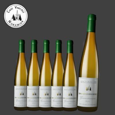 Gewurztraminer Grand Cru - carton de 6 bouteilles