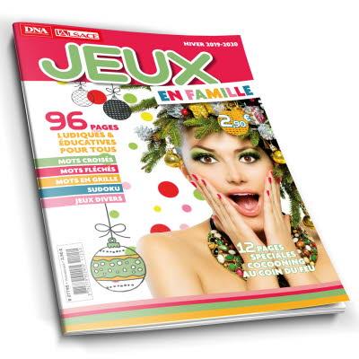 Magazine Jeux en famille