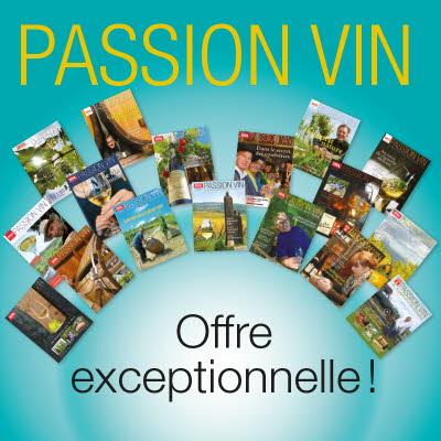 Lot de 15 numéros de Passion Vin & Gastronomie