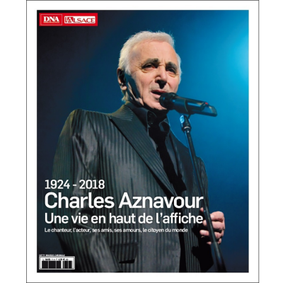 Hors-série hommage à Charles Aznavour