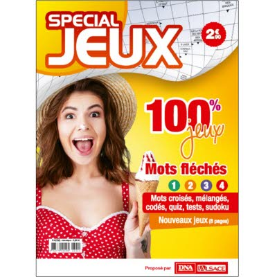 Magazine Spécial JEUX