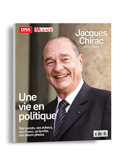 Hors-Série Jacques Chirac