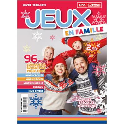 Magazine Jeux en famille N°4