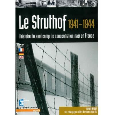 DVD le Struthof - 1941-44
