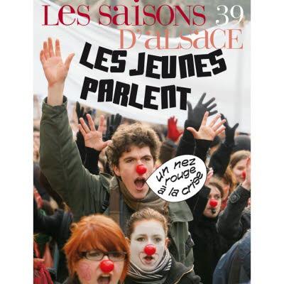 Saisons d'Alsace 39 - Les jeunes parlent
