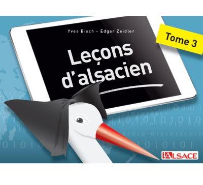 Leçons d'alsacien - Tome 3