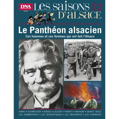 Saisons d'Alsace 52 - Le Panthéon alsacien