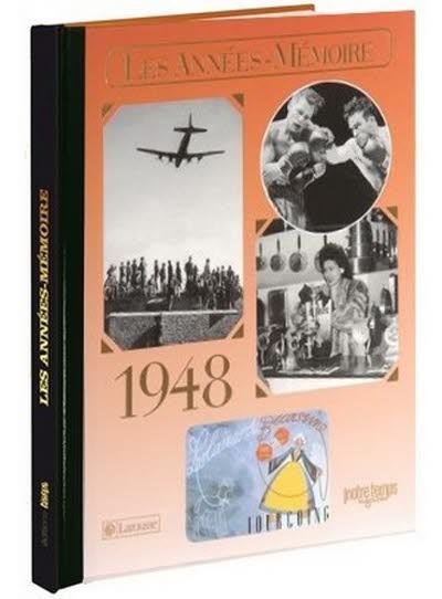 Les années-mémoire - Année 1948