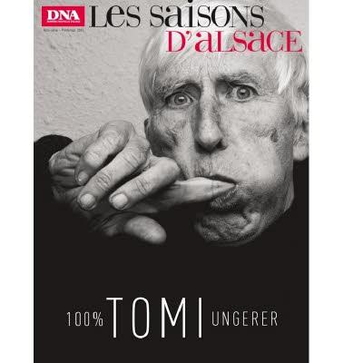 Saisons d'Alsace Hors-série - Tomi Ungerer