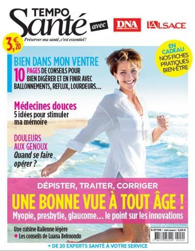 Tempo santé n° 23 - Une bonne vue à tout âge