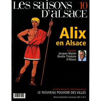 Saisons d'Alsace 10 - Alix en Alsace