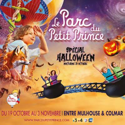 Le Parc du Petit Prince - Offre Halloween