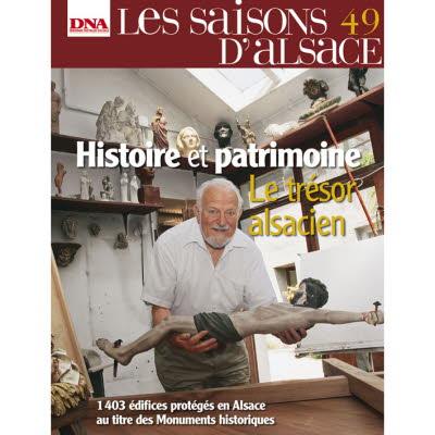 Saisons d'Alsace 49 - Histoire et Patrimoine