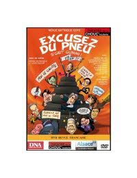 DVD Revue Chouc'routerie 2012/2013 - Version française