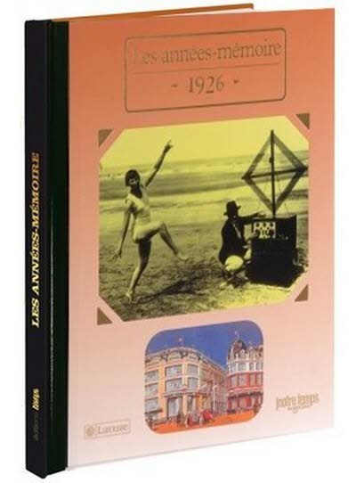Les années-mémoire - Année 1926