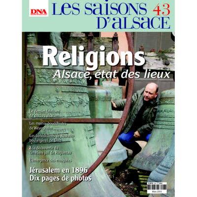 Saisons d'Alsace 43 - Les religions