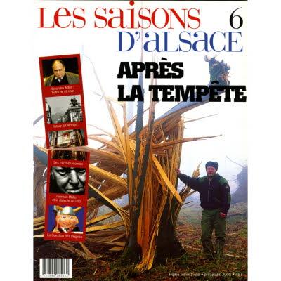 Saisons d'Alsace 6 - Après la tempête